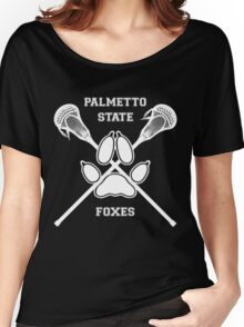 Palmetto State Foxes Logo Women's Relaxed Fit T-Shirt