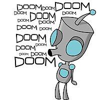 Gir Doom Song  Photographic Print