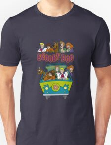 Scooby Cartoon Scooby-Doo T-Shirt