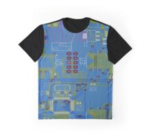 CIRCUIT BOARD (LARGE)-2 Graphic T-Shirt