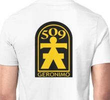 509th Airborne Infantry Unisex T-Shirt
