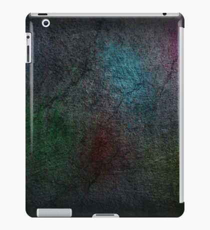 Color Splash iPad Case/Skin