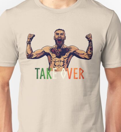 We're here to TAKE OVER! Unisex T-Shirt