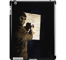 thursday the 12th iPad Case/Skin