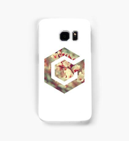 Gamecube Floral Samsung Galaxy Case/Skin