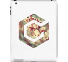 Gamecube Floral iPad Case/Skin
