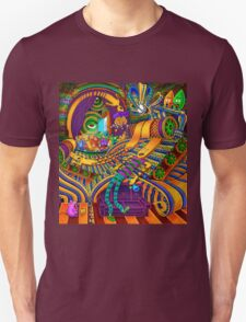 The Conductor of Consciousness Unisex T-Shirt