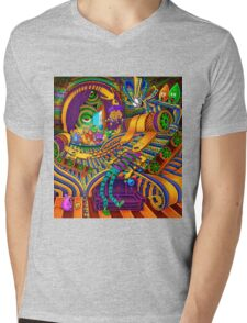 The Conductor of Consciousness Mens V-Neck T-Shirt