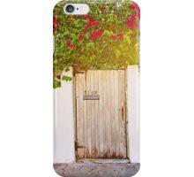 Key West Garden Gate iPhone Case/Skin