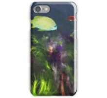 Fish Haven iPhone Case/Skin