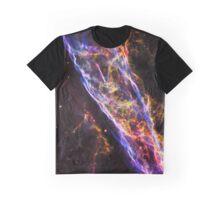 Veil Nebula Graphic T-Shirt