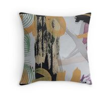 A Matter of Turning Throw Pillow