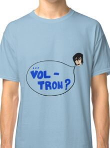 Set- ...Vol-tron? Classic T-Shirt