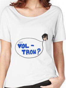 Set- ...Vol-tron? Women's Relaxed Fit T-Shirt