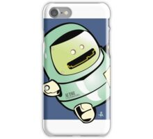 Floater Robot iPhone Case/Skin