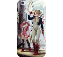 Sailor Moon is back iPhone Case/Skin