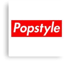 Popstyle - Drake - Views  Canvas Print