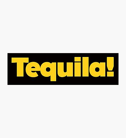 Pee Wee - Tequila Photographic Print