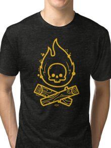 Camp or Die Tri-blend T-Shirt