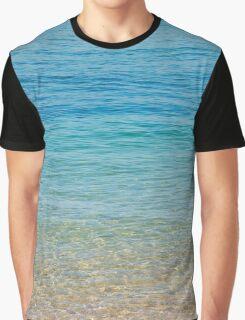Plage des îles interdites Graphic T-Shirt