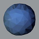 The Blue Giant - A Faceted View of the Planet Neptune by Christian Petersen