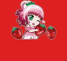Strawberry chibi Unisex T-Shirt