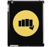 Cobra Kai Logo iPad Case/Skin