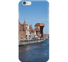 Gdansk ( Danzig ) - Poland   iPhone Case/Skin
