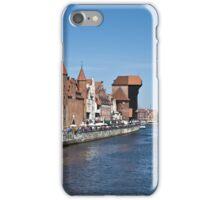 Gdansk ( Danzig ) - Poland   iPhone Case/Skin