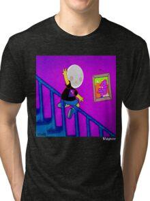 UKnoIT VAPOR Tri-blend T-Shirt