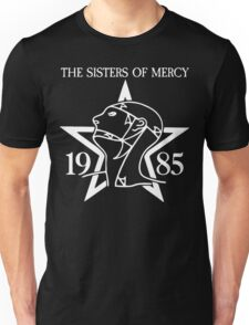 Sisters of Mercy shirt with '1985' T-Shirt