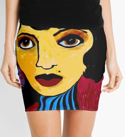 Suzy the Sorceress Mini Skirt