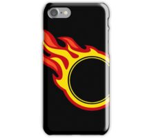 Dot On Fire iPhone Case/Skin