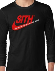 Darkside Swoosh Long Sleeve T-Shirt