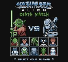 Ultimate Alien Death Match by stationjack