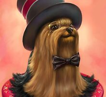 Yorkshire Terrier by Ldarro