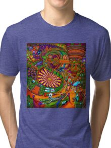 Carnival of the Abyss Tri-blend T-Shirt