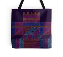 // Castle Tote Bag