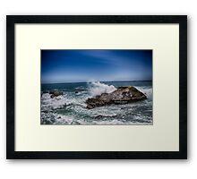 Dana Point - August 2016 Framed Print