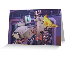 Bastion Default Greeting Card