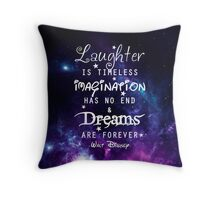 Walt Disney Throw Pillow