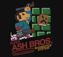 Super Ash Bros. (T-shirt, Etc.) by Grawskioski