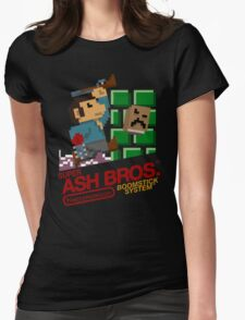 Super Ash Bros. (T-shirt, Etc.) Womens Fitted T-Shirt