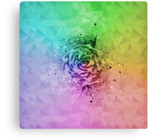 crystal roses Canvas Print
