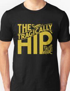 The Tragically Hip Tour 2016 Black Unisex T-Shirt