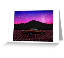 Testarossa Greeting Card