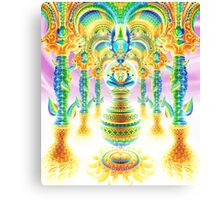 Palace of Gold Canvas Print