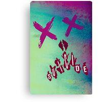 Suicide (Squad) Canvas Print