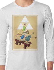Zelda Instruments Long Sleeve T-Shirt