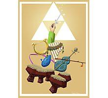 Zelda Instruments Photographic Print